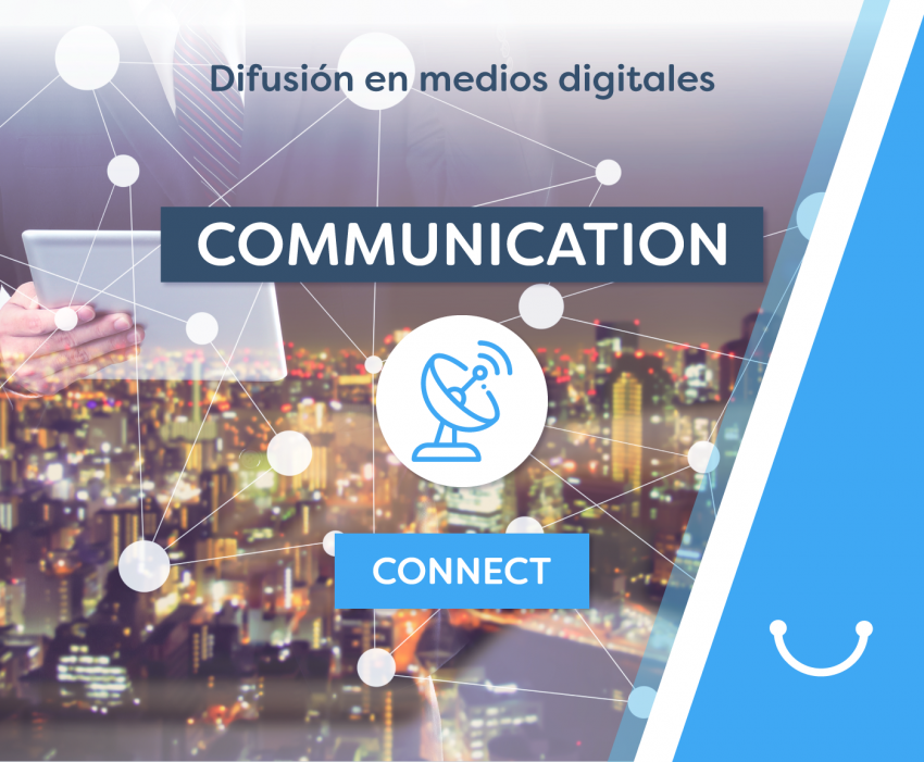 Difusión en medios digitales