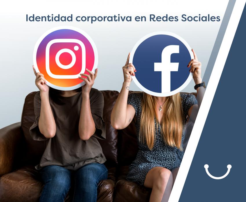 Identidad corporativa en redes sociales